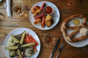 Bar Essen und Whisky foto