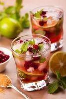 Cranberry Mojito foto