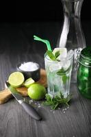 frische Cocktails foto