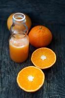Orangensaft foto