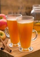 Heißer Apfelwein foto
