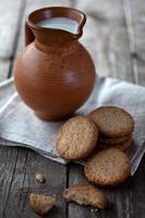 Haferflocken Kekse foto