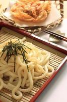 japanisches Essen, Udon-Nudeln foto