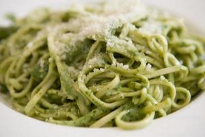 Pasta Pesto foto