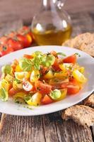 Tomatensalat foto