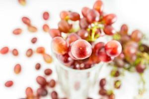Traubenfrucht foto
