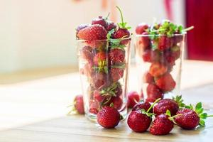 Erdbeere foto