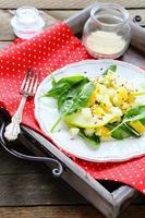 Orangen-Sellerie-Salat foto