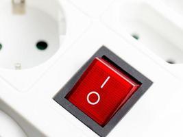 Schalter und Steckdosen foto
