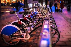Fahrräder foto