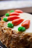Karottenkuchen foto