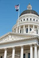 Kalifornien Kapitol Gebäude
