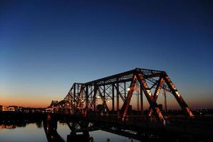 Alexandria Brücke foto