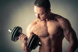 Gewichtheben foto