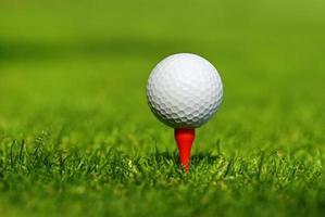 Lass uns Golf spielen! foto