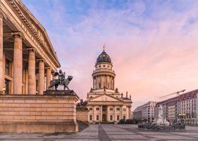 gendarmenmarkt berlin foto