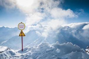 Skigebiet Elbrus. Kaukasus, Russische Föderation