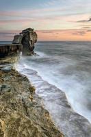 Kanzel Rock Sonnenuntergang