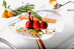 Erdbeere & Gavottes foto