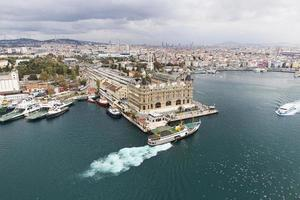 Istanbul Haydarpasa alter Bahnhof foto