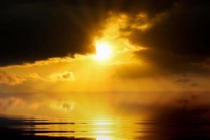Sonnenuntergänge foto