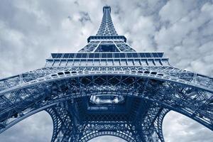Eiffelturm. foto