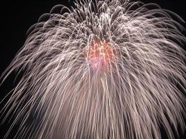 Shakadogawa Feuerwerk