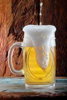 Becher Bier foto