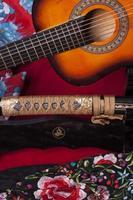 flamenco de oriente a occidente foto