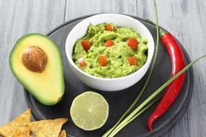 Guacamole Avocado foto