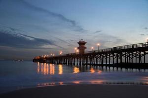 Seal Beach Pier foto