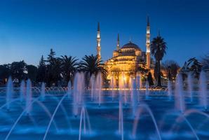 Istanbul in der Türkei foto