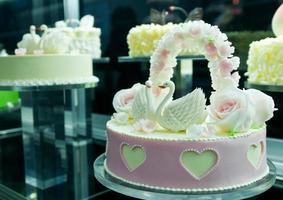 süßer Kuchen foto