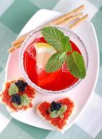 amerikanischer Cocktail foto