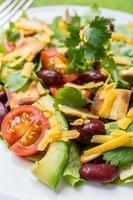 Mexikanischer Salat foto