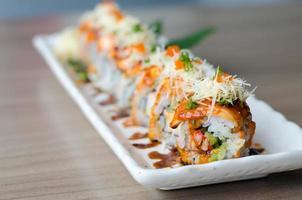 Sushi Roll Maki - japanisches Essen