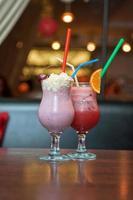 Cocktails Milchshake foto