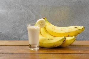 Bananen-Smoothie foto