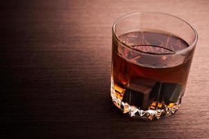 Glas Brandy foto