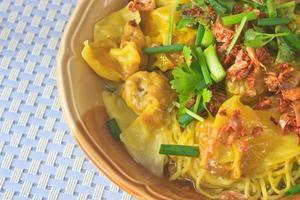 chinesisches Essen foto