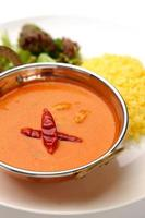 thailändisches rotes Curry