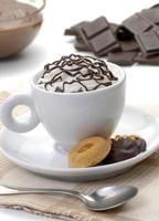 Schokoladenpause. foto