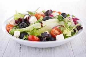 gemischter Salat foto