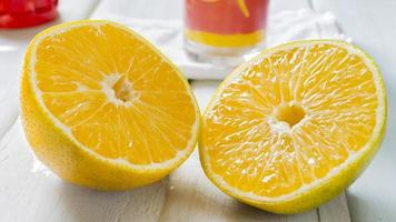 Naranja foto
