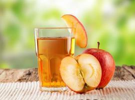 Apfelsaft foto