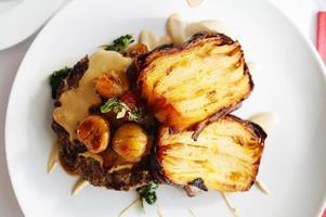 Buger Steak foto
