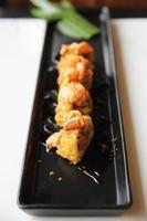 Lachs Maki Sushi foto