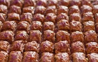 Baklava Dessert foto