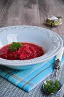 Suppe Burgunder