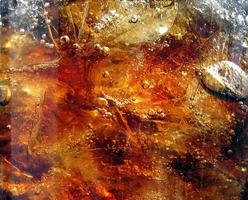 Cola, Eis & Luftblasen foto